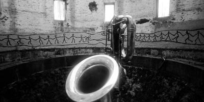 Backstage. Mistery-jazz
