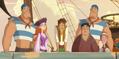 Sinbad. Pirates of the Seven Storms