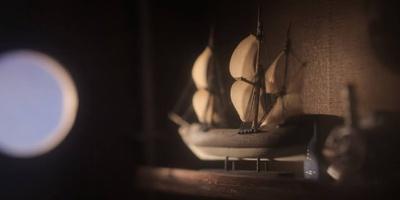Корабли прошлых лет