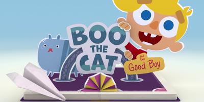 Кошка Бяка и хороший мальчик
