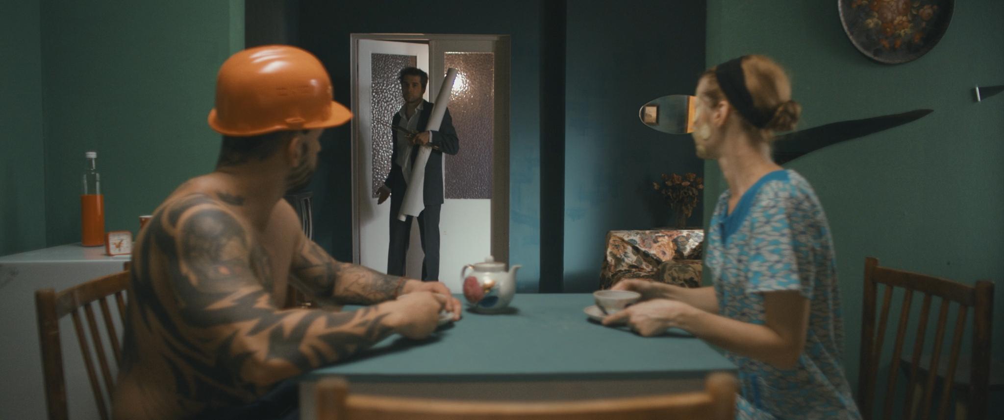 Кадр из фильма «Кризис среднего возраста»